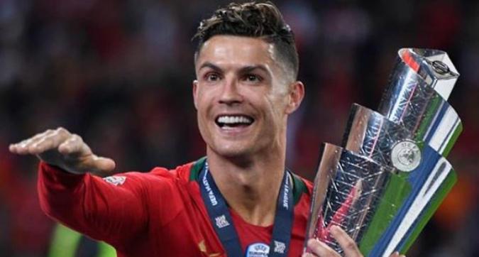 """Nations League, l'orgoglio di Cristiano Ronaldo: """"Campioni"""""""