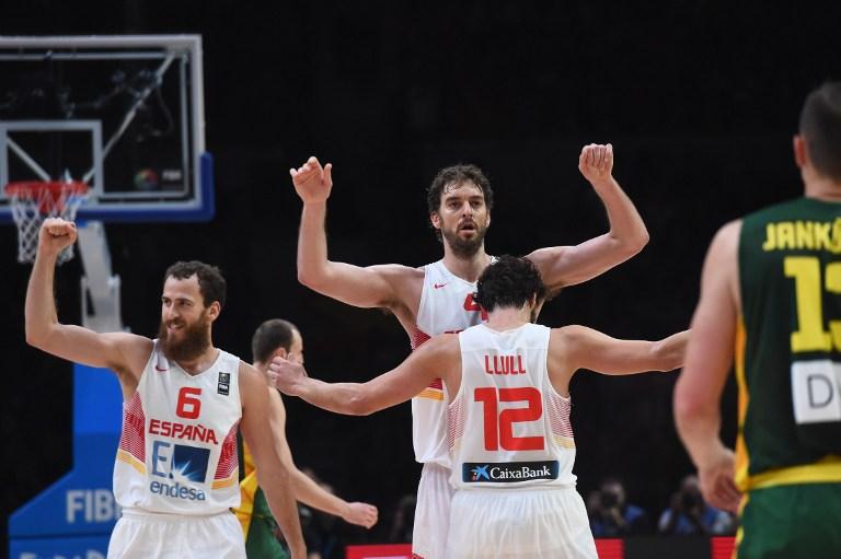 Europeo di Basket, la Spagna fa tris