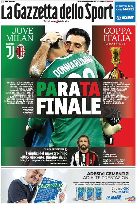 La rassegna italiana e internazionale