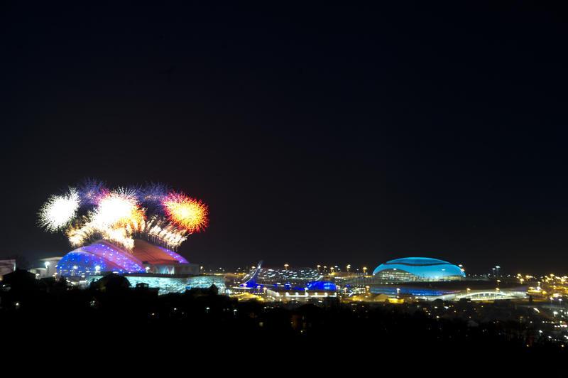 Sochi, città dello sport
