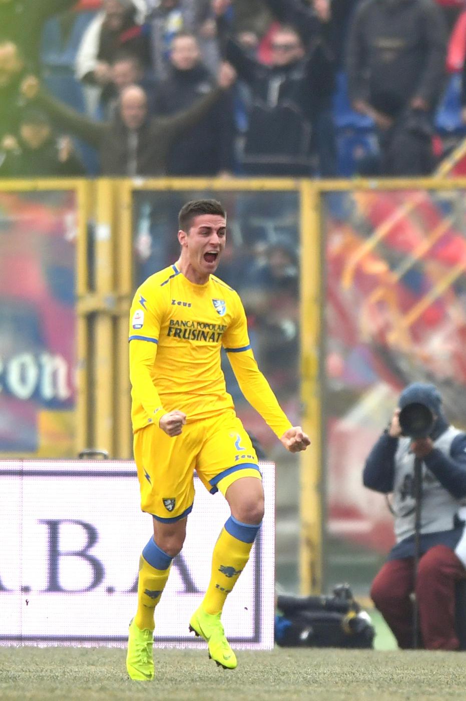 Serie A, Bologna-Frosinone 0-4: le foto del match | Foto ...
