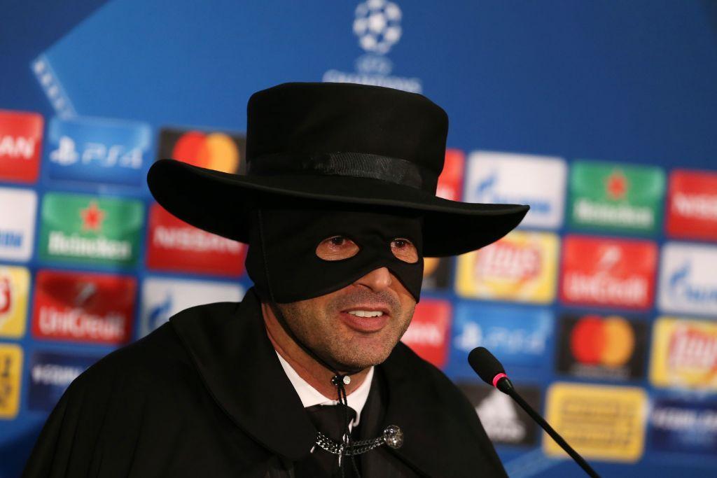 Roma, quando Fonseca si travestì da Zorro