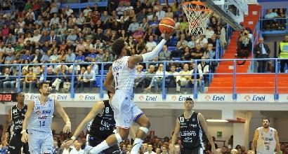 Basket, Serie A: Reggio Emilia fa il bis, impresa Trento