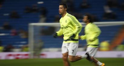 Cristiano Ronaldo, foto Lapresse