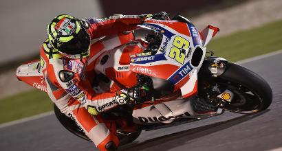 MotoGP, Qatar: nelle libere2 Iannone davanti a tutti