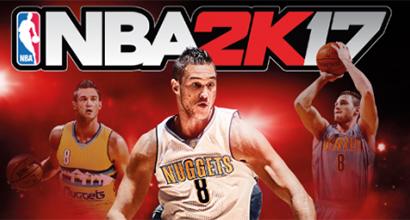 Danilo Gallinari sarà sulle copertine italiane di NBA 2K17
