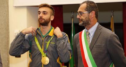 Rio 2016, riconsegnata la medaglia d'oro rubata a Garozzo