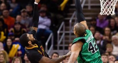 Nba: Cleveland ok ma rischia con Boston