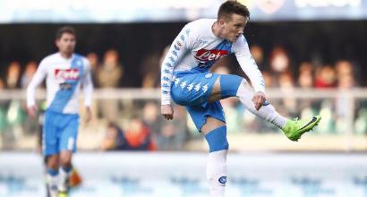 Napoli, Zielinski accende il duello:
