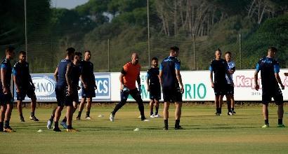 Playoff Champions League: stasera Napoli-Nizza, in 55mila al San Paolo