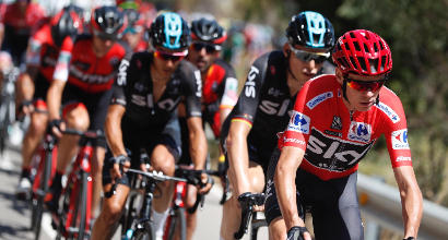 Vuelta, sesta tappa: vince Marczynski. Froome sempre leader