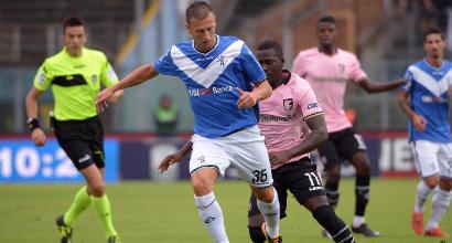 Serie B: finisce a reti bianche tra Brescia e Palermo
