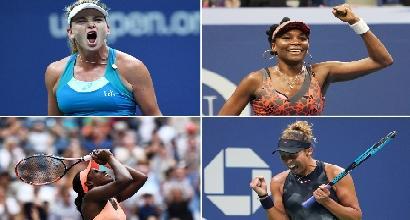 Tennis, Us Open: Keys batte Kanepi, semifinali donne made in Usa