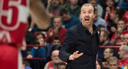 Basket, Serie A: il cuore di Milano non basta, Avellino vince al secondo overtime
