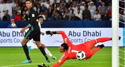 Mondiale per club: Real Madrid in finale, ma che fatica con l'Al-Jazira