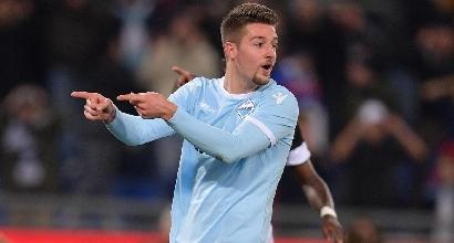 """Lazio, Tare: """"Per Milinkovic Savic servono più di 70 milioni di euro"""""""