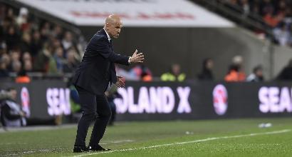 """Italia, Di Biagio: """"Un passo avanti. Ultima da ct? Conta la crescita della squadra"""""""