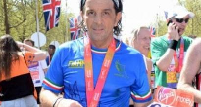 "Maratona Londra, 59enne barese spiega: ""Nessuna scorciatoia, mi ero ritirato"""