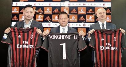 Milan, rosso monstre: 126 milioni di euro