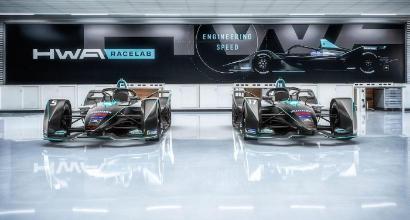 Formula E: Vandoorne firma con la HWA Racelab