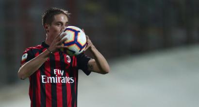 """Il Milan difende Conti: """"Esempio per compagni e avversari"""""""