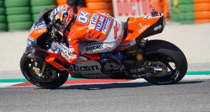 """MotoGp, Dovizioso: """"La Ducati ha soluzioni interessanti"""""""