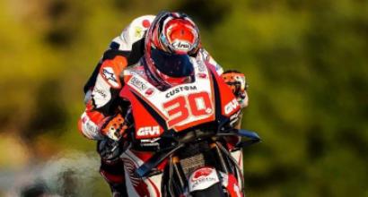 MotoGP: a Jerez il più veloce è Nakagami