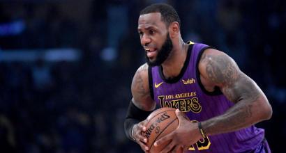 NBA: Belinelli guida gli Spurs contro i TImberwolves, LeBron scatenato contro i Pelicans