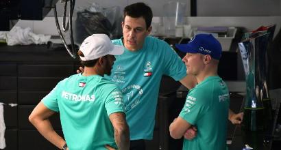 """F1, Wolff: """"Schumi il migliore di sempre, ci manca"""""""