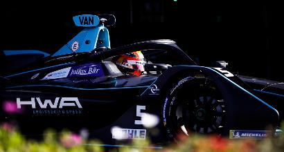 Formula E, tempi duri per la Mercedes