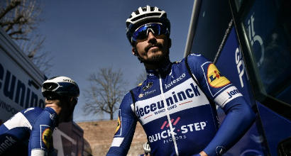 Strade Bianche: trionfa Alaphilippe
