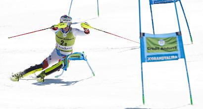 Sci, team event alla Svizzera