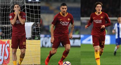 Juve-Real scontro totale: è guerra per Manolas, Pellegrini e Zaniolo