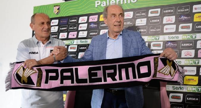 Palermo, via Stellone: ufficiale Delio Rossi in panchina