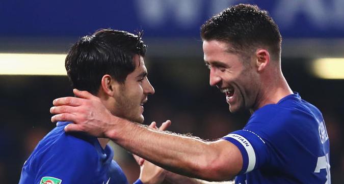 Cahill saluta il Chelsea, gaffe social di Morata