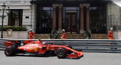 GP Monaco: Vettel