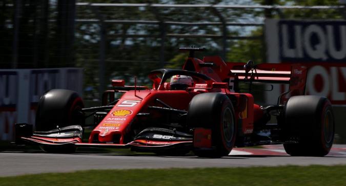 F1, sorriso Ferrari: Vettel e Leclerc davanti anche nelle libere 3 di Montreal