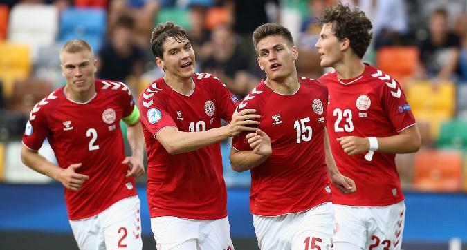 Europei Under 21: la Germania demolisce la Serbia e spaventa tutti, riscossa Danimarca contro l'Austria