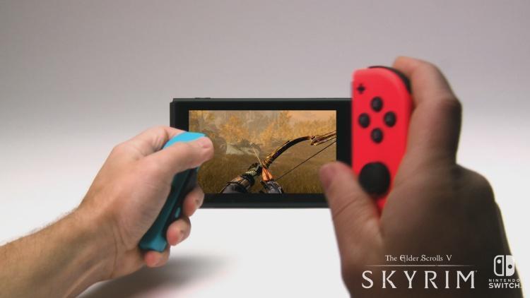 Skyrim arriva su PlayStation VR e Nintendo Switch
