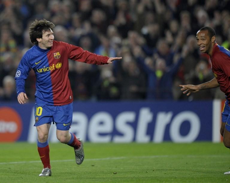Messi, 374 gol in Liga