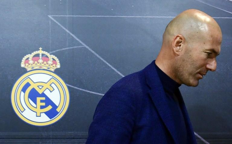 31 maggio, Zinedine Zidane a sorpresa lascia il Real Madrid dopo aver vinto 3 Champions League consecutive