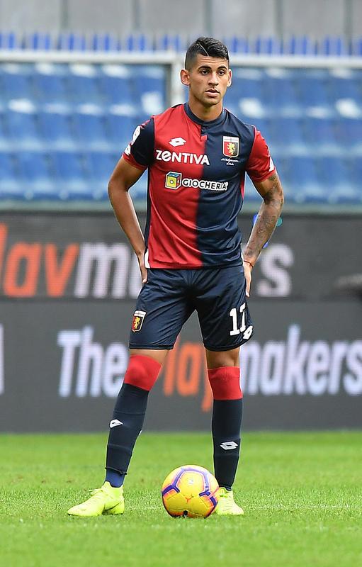 Romero - Genoa