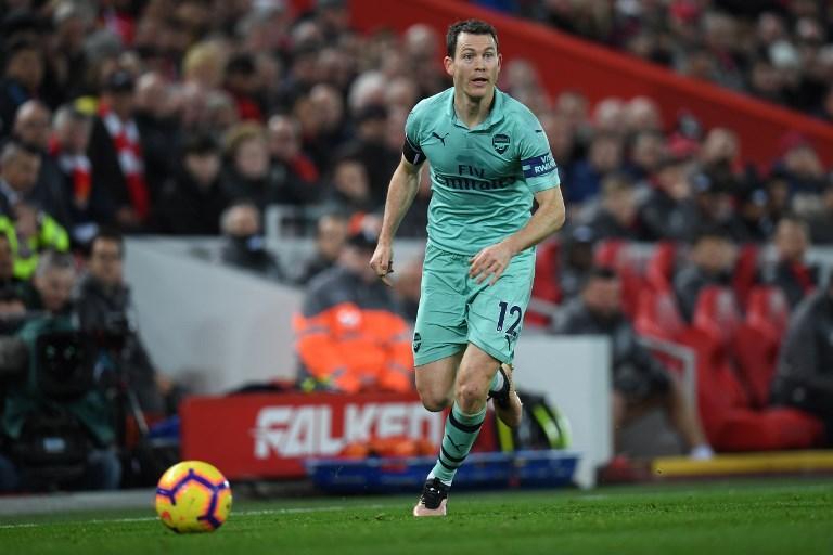 Lichtsteiner all'Arsenal