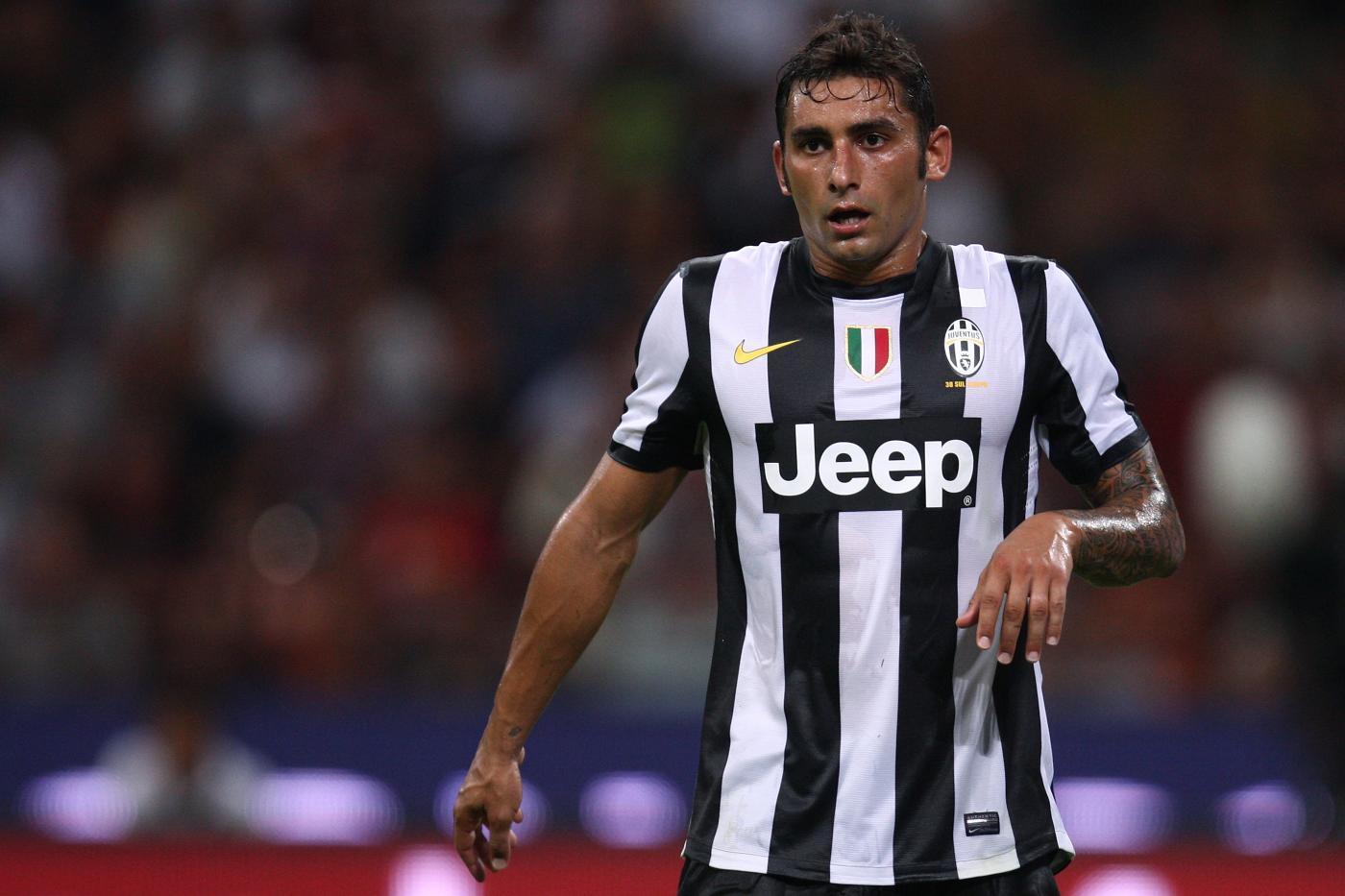 Michele Pazienza, arrivato alla Juve nel 2011 e ceduto al Bologna nel 2012 in cambio di 0,5 milioni.