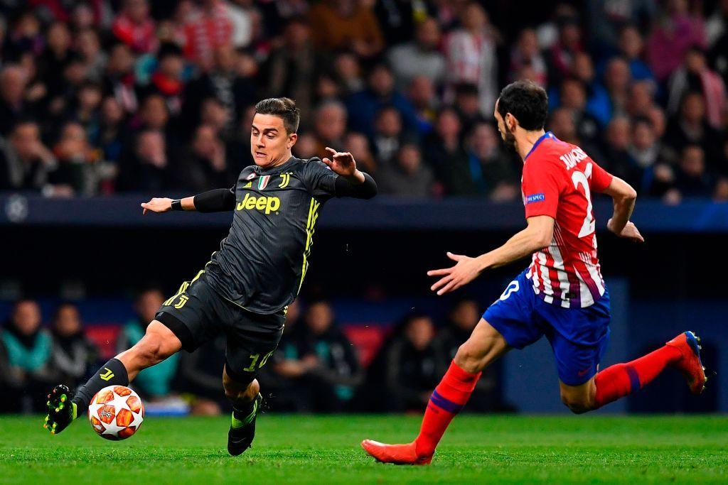 13) Paulo Dybala (Juventus): un dribbling ogni 29.9 minuti, percentuale di realizzazione del 66%