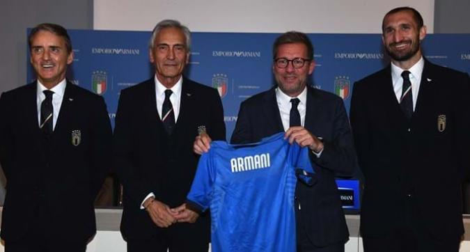 L'Italia veste Armani