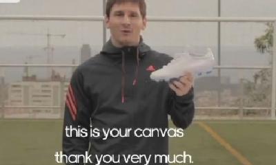 Leo Messi, foto tratta dal web