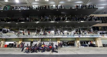 """F1, pit stop da record per la Red Bull in 1""""9"""