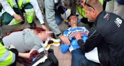 Incidente, foto dal Web