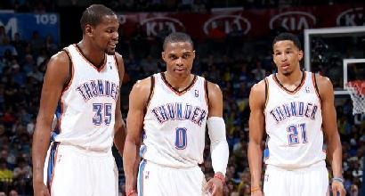 Westbrook-Durant, AFP